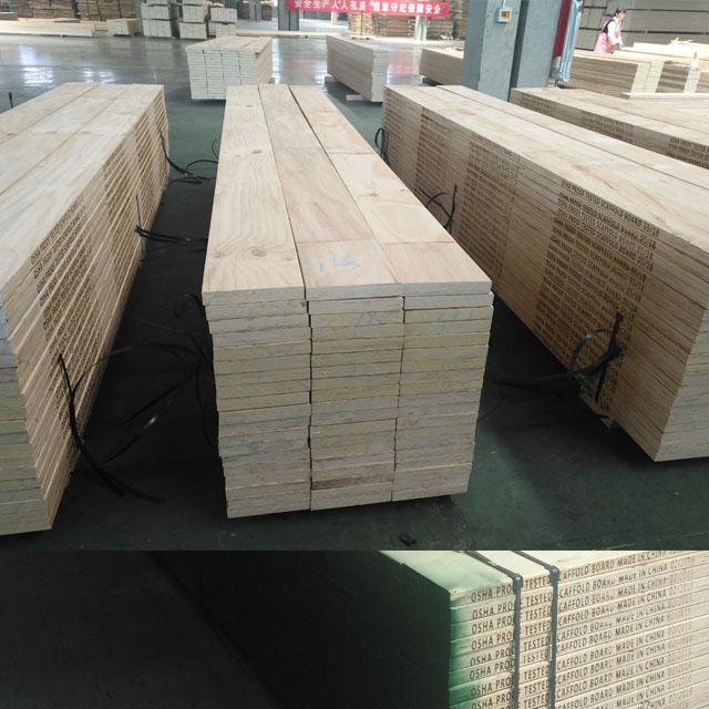 scaffold board planks